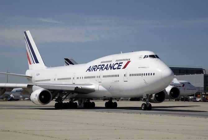 Air France-ն անձնակազմի գործադուլի պատճառով մայիսի 8-ին կչեղարկի չվերթների 20 տոկոսը