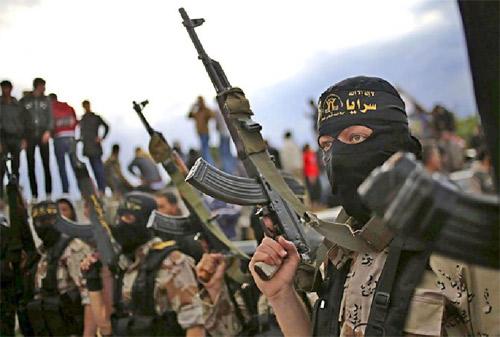 «Իսլամականների թիվն այս պահին Սիրիայում և Իրաքում կազմում է 13000»