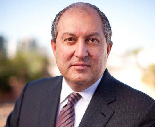 ՀՀ նախագահ Արմեն Սարգսյանի ուղերձը հայ ժողովրդին (տեսանյութ)