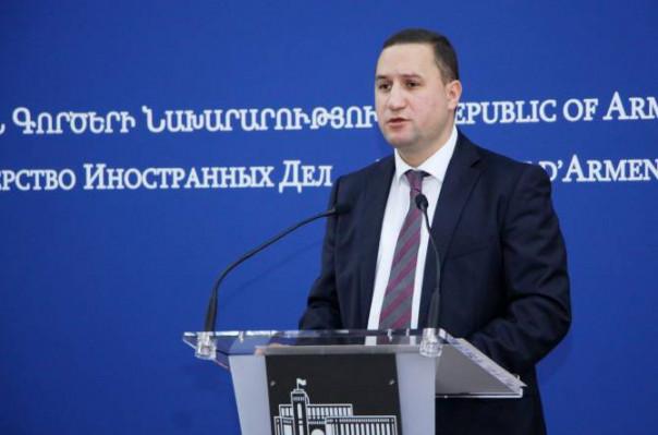 ՀՀ ԱԳՆ-ն արձագանքել է ադրբեջանական կողմի հայտարարությանը Նախիջևանում 11 000 հեկտար տարածք գրավելու մասին