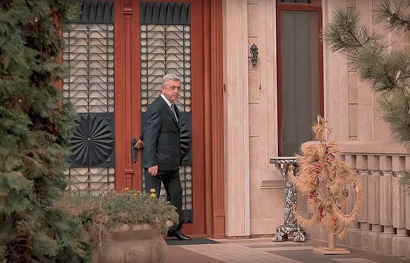 Հայաստանի երրորդ նախագահի առանձնատան հարցն առաջիկայում կլուծվի ․ Ազատություն