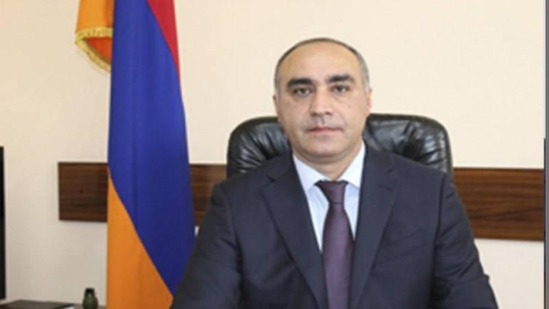 Արման Պողոսյանն ազատվել է ՀՀ Քննչական կոմիտեի նախագահի տեղակալի պաշտոնից