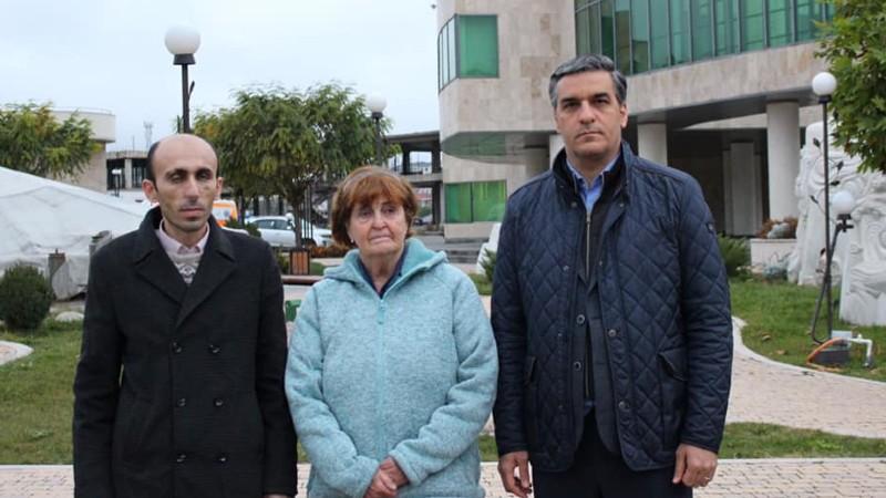 Արցախի եւ Հայաստանի ՄԻՊ-երը, բարոնուհի Քոքսի հետ միասին իրականացրել են համատեղ փաստահավաք աշխատանքներ