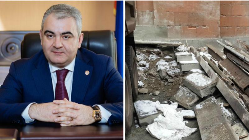 Հյուրանոցի կառուցման համար 200-ամյա շենքը քանդվում է․ ինչ առնչություն ունի Գալուստ Սահակյանի որդին. «Ժողովուրդ»