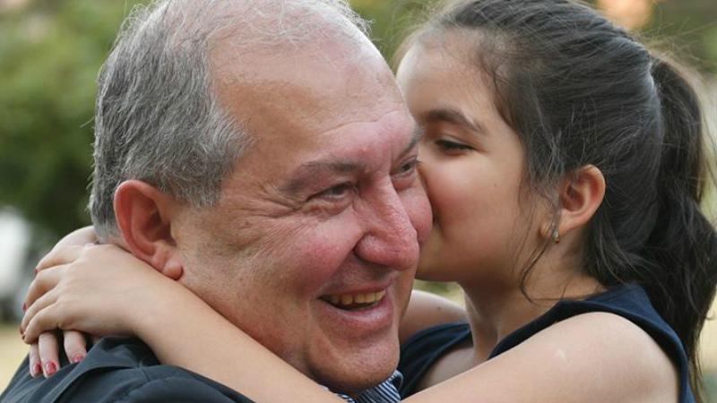 Այսօր Հանրապետության նախագահ Արմեն Սարգսյանի ծննդյան օրն է