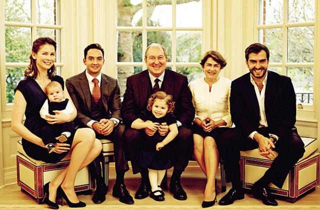 Որքան գումար ունեն Արմեն Սարգսյանն ու նրա կինը․ «Հրապարակ»