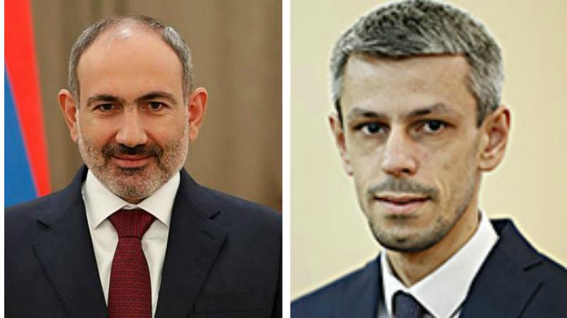 Արմեն Խաչատրյանը նշանակվել է վարչապետի աշխատակազմի տեղեկատվության և հասարակայնության հետ կապերի վարչության պետ