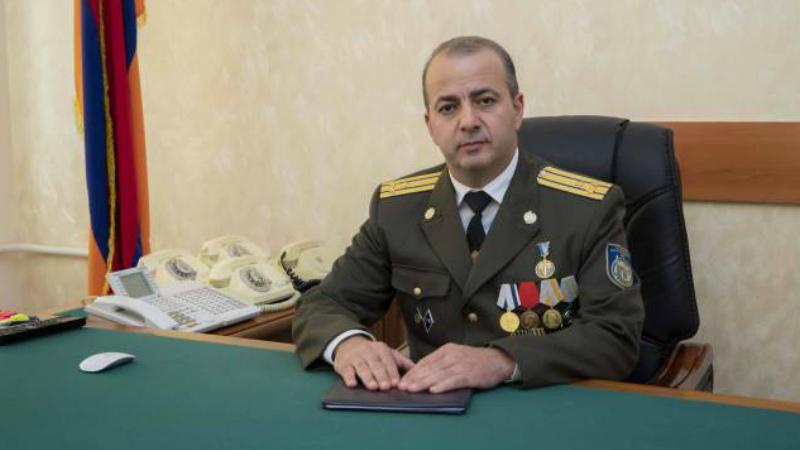 ԱԱԾ տնօրենը շնորհավորական ուղերձ է հղել ՀՀ ՔԿ ծառայողի օրվա առթիվ