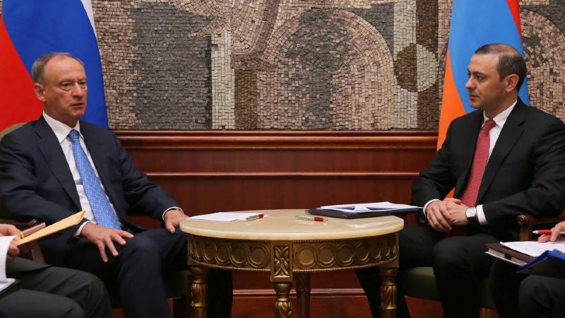 ՀՀ և ՌԴ ԱԽ քարտուղարները ստորագրել են երկու երկրների՝ 2021-2022 թթ. անվտանգության խորհուրդների գրասենյակների միջև համագործակցության ծրագիրը