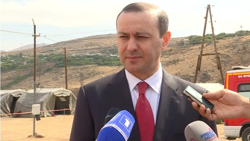 Հայաստանը պատրաստ է սահմանազատման և սահմանագծման, սպասում ենք Ադրբեջանի արձագանքին. Արմեն Գրիգորյան