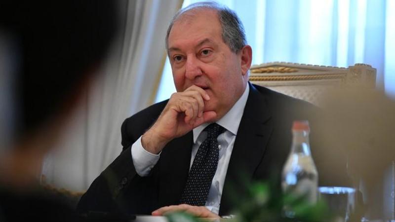 ՀՀ նախագահ Արմեն Սարգսյանի հրամանագրերով նոր դատավորներ են նշանակվել