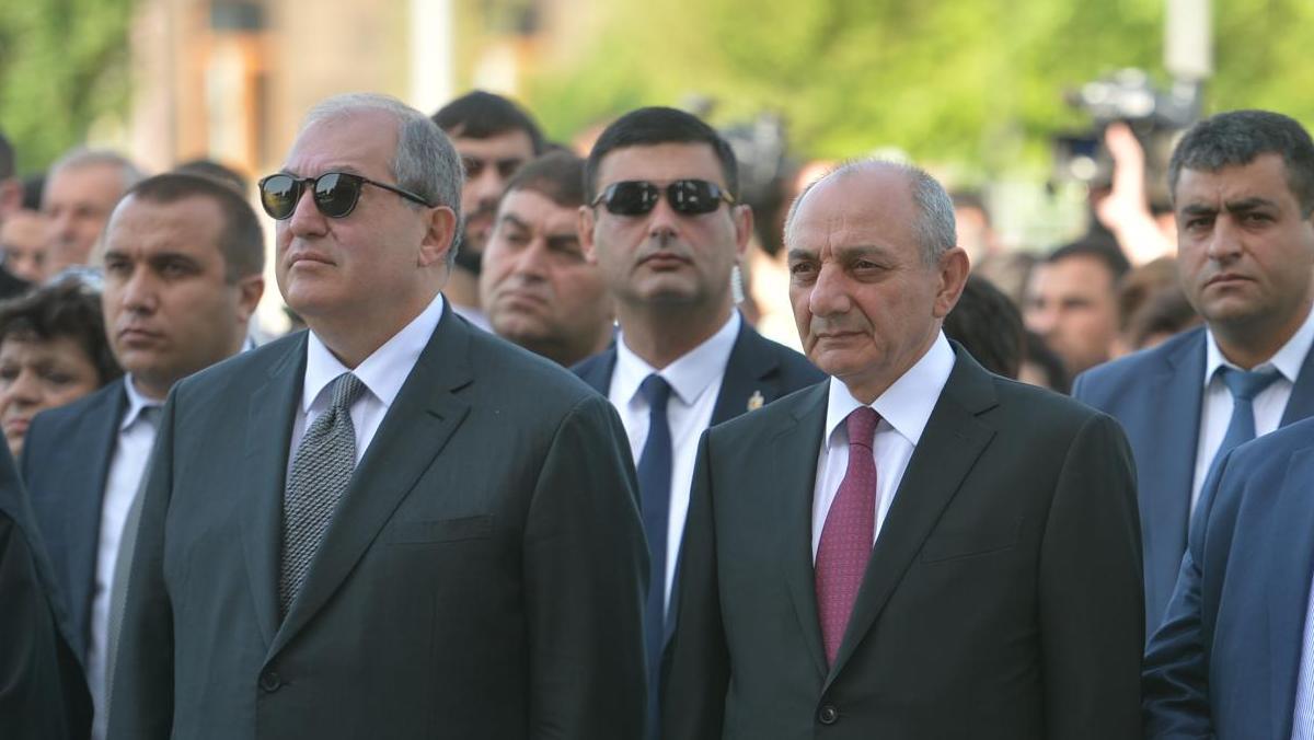 Ինչո՞ւ է Բակո Սահակյանը կանչել Արմեն Սարգսյանին. երկուսը մեկում. «Ժամանակ»
