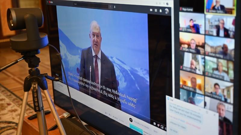 Հայաստանը հոկտեմբերին երրորդ անգամ կհյուրընկալի միջազգային հեղինակավոր «Մտքերի գագաթնաժողով»-ը