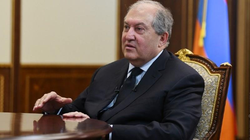 Սևրի պայմանագիրն այսօր էլ մնում է որպես կարևոր փաստաթուղթ. Արմեն Սարգսյան