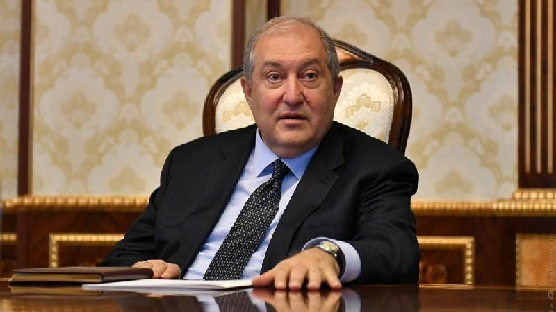 Ձեռնարկել բոլոր անհրաժեշտ միջոցները` գերիների վերադարձն ապահովելու համար. Արմեն Սարգսյանը նամակ է հղել ԿԽՄԿ նախագահին