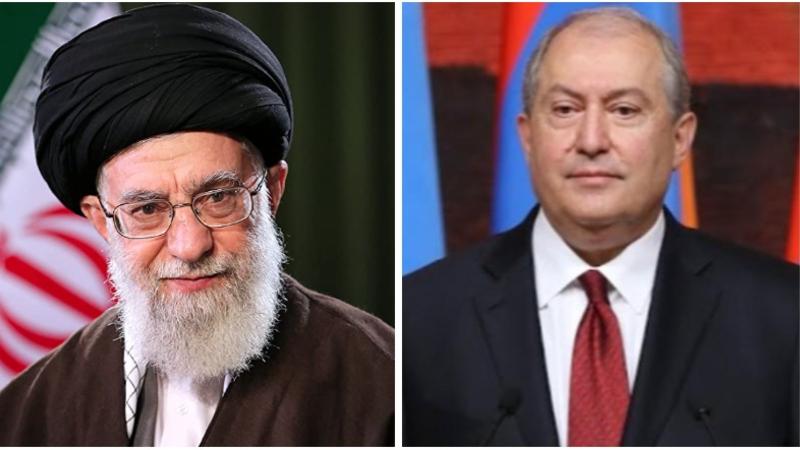 Հուսով եմ, որ Իրանի և Հայաստանի միջև հարաբերությունները կզարգանան և կամրապնդվեն. Սեյյեդ Ալի Խամենեի նամակը՝ Արմեն Սարգսյանին