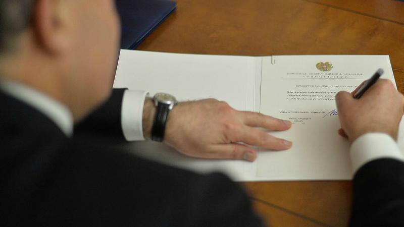 Նախագահը ստորագրել է «Սեռական շահագործումից և սեռական բնույթի բռնություններից երեխաների պաշտպանության մասին» Եվրոպայի խորհրդի կոնվենցիան վավերացնելու մասին օրենքը» և վավերագիրը