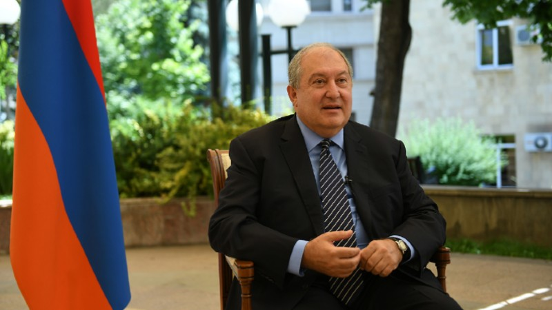 «Հայաստանի նախագահը ասել է մի բան, որը չի ասել որևէ այլ պետության ղեկավար». «Լա Ռեպուբլիկա»