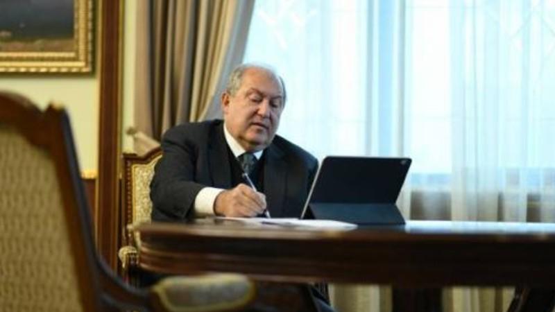 Նախագահ Արմեն Սարգսյանը դատավոր է նշանակել