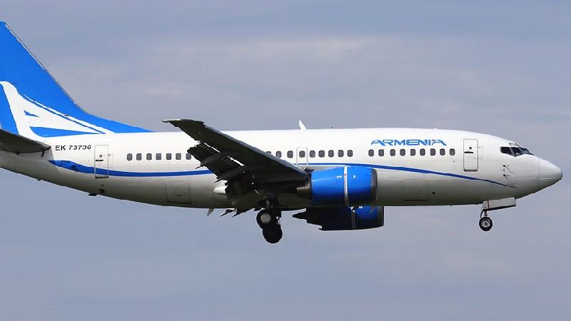 «Արմենիա» ավիաընկերությունը սեպտեմբերի 20-ից ամենօրյա գրաֆիկով իրականացնելու է Երևան-Մոսկվա-Երևան չվերթներ
