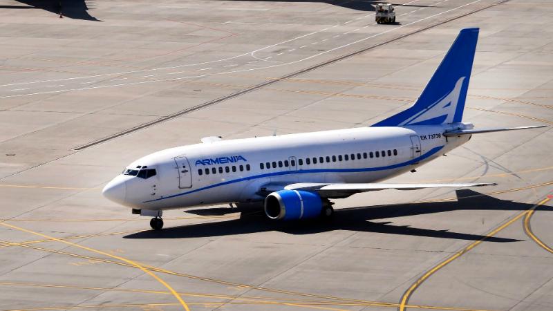Oգոստոսի 29-ին տեղի կունենա «Armenia» ընկերության Կրասնոդար-Երևան չարտերային թռիչքը