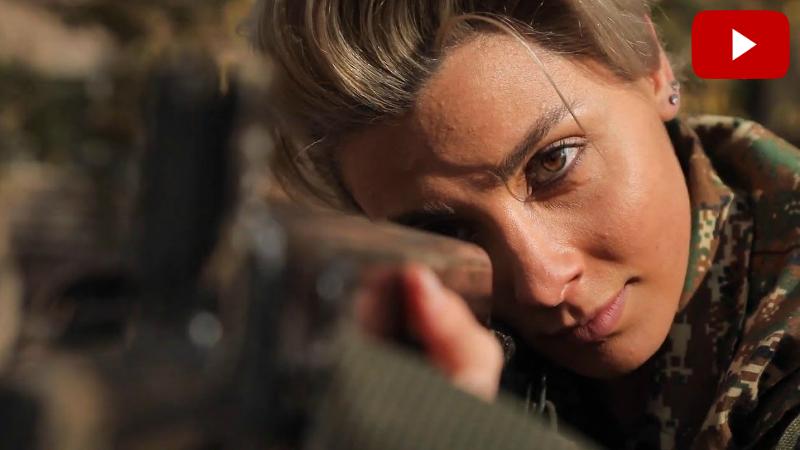 «Զինուժ»-ի ռեպորտաժի գեղեցկուհին. Արփի Բեկյան (տեսանյութ)