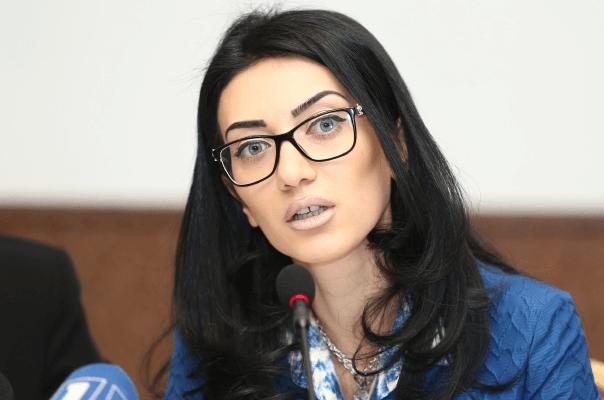 Արփինե Հովհաննիսյանը հաղորդում է ներկայացրել ՀՀ ոստիկանություն