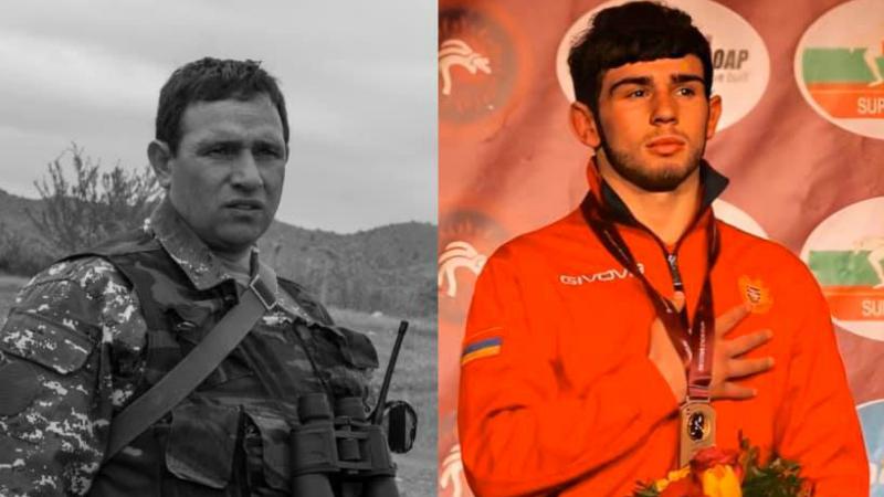 Ես ու հայրս ամեն վայրկյան պատրաստ ենք մեկնել դիրքեր և մեր հերոս տղեքի կողքին կանգնել․ Արսեն Հարությունյան