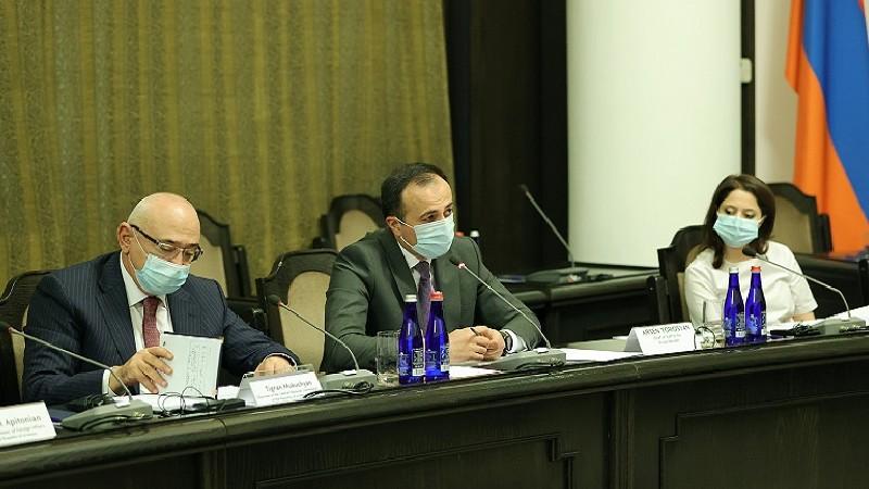 Կառավարությունը կգործադրի բոլոր ջանքերը՝ ազատ, թափանցիկ, արդար ընտրությունների անցկացման համար. Արսեն Թորոսյան