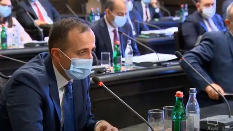 Արսեն Թորոսյանը՝ կորոնովիրուսային իրավիճակի մասին (տեսանյութ)