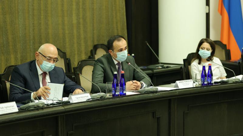 Կառավարությունը կգործադրի բոլոր ջանքերը՝ազատ, թափանցիկ, արդար ընտրությունների անցկացման համար. Արսեն Թորոսյան