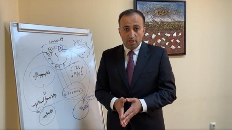 Ինչպես են աշխատում COVID-19 դեմ պատվաստանյութերը. պարզաբանում է Արսեն Թորոսյանը (տեսանյութ)