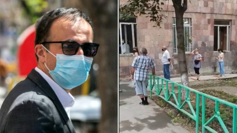 Կոչ եմ անում Հայաստանի բոլոր բժշկական հաստատություններին հետևել այս օրինակին. Արսեն Թորոսյան