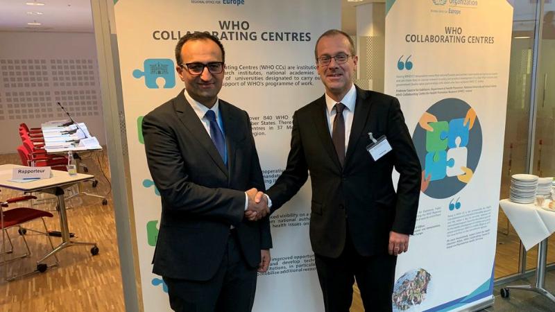 ԱՀԿ-ի եվրոպական գրասենյակի տնօրենը պատրաստակամություն է հայտնել կազմակերպության ամբողջ ներուժով աջակցել Հայաստանին