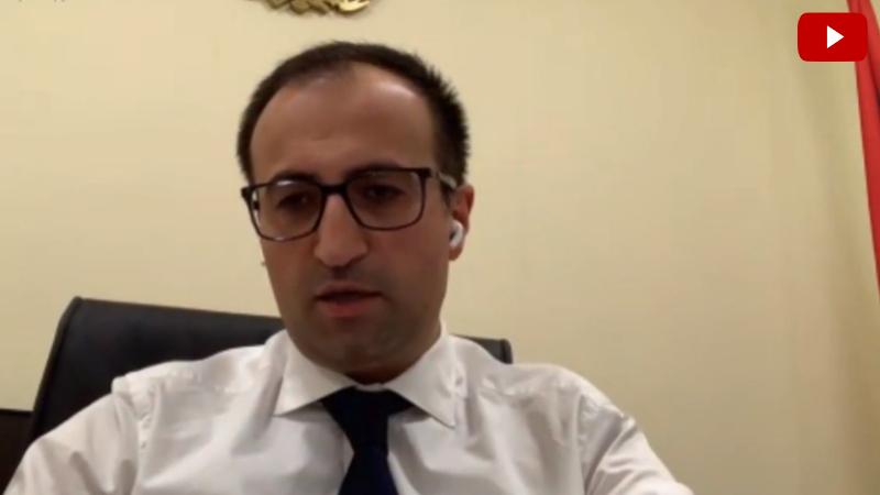 Արսեն Թորոսյանը պատասխանում է ֆեյսբուքյան օգտատերերի հարցերին (տեսանյութ)