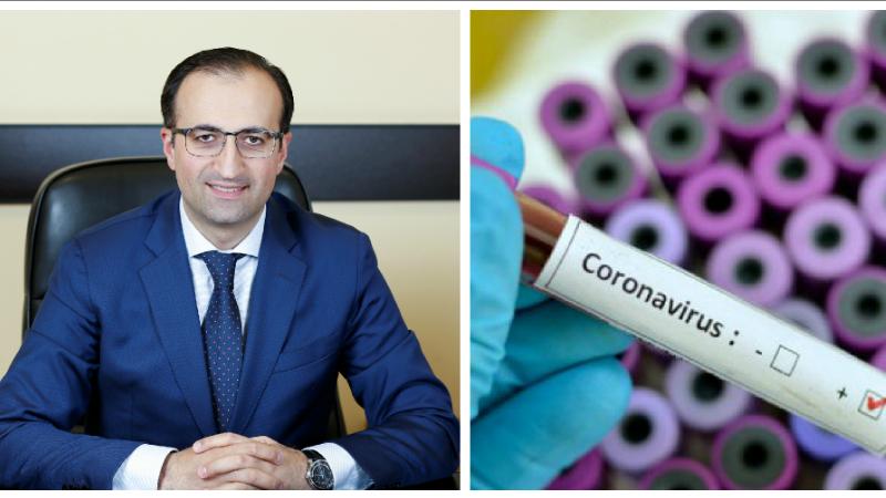 Ակնկալվում է Առողջապահության համաշխարհային կազմակերպությունից ստանալ կորոնավիրուսի ևս 200 ախտորոշիչ թեստ․ Արսեն Թորոսյան