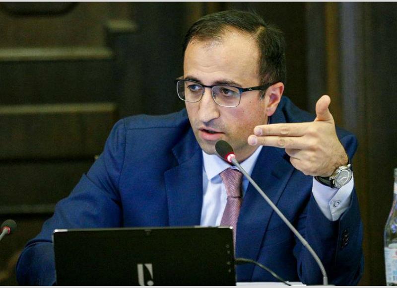 Հայաստանում յուրաքանչյուր 36 ժամը մեկ ախտորոշվում է արգանդի վզիկի քաղցկեղ. Արսեն Թորոսյան