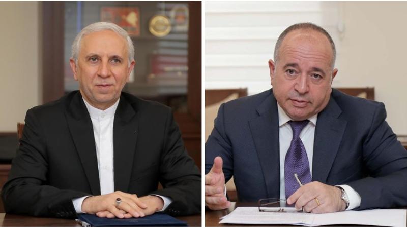 Արշակ Կարապետյանը կարևորել է Իրանի դերակատարությունը տարածաշրջանային անվտանգության ապահովման գործում