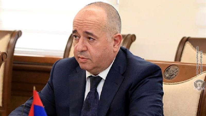 ՊՆ նախարար Արշակ Կարապետյանը կմեկնի ՌԴ