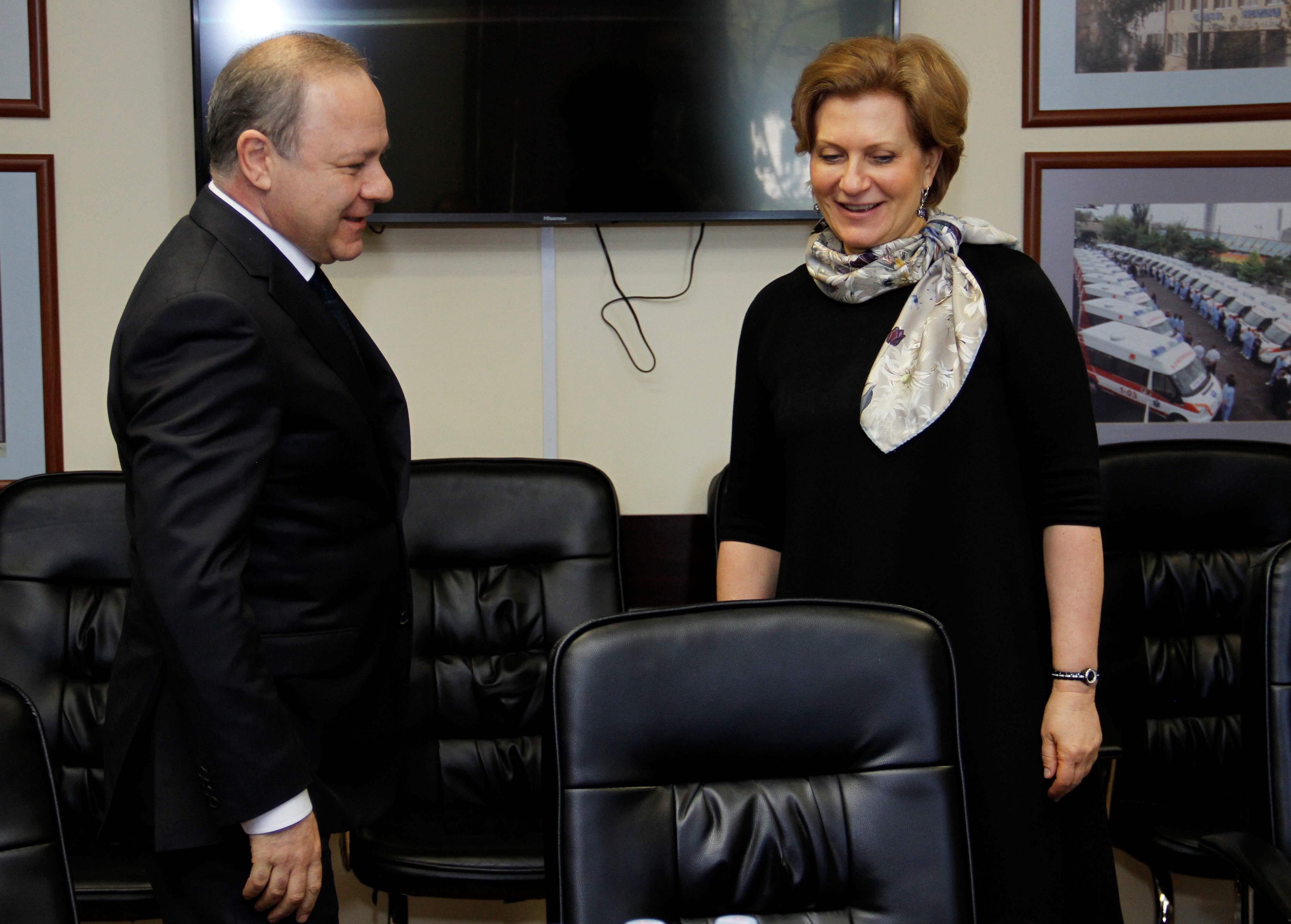 Հայաստանը վճռական է ՄԻԱՎ/ՁԻԱՀ-ի և տուբերկուլոզի հաղթահարման գործում