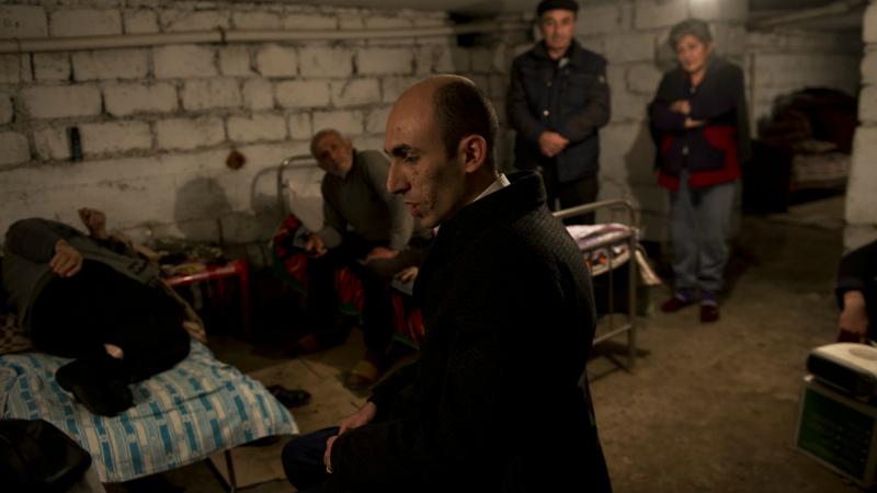 Արտակ Բեգլարյանն այցելել է Ստեփանակերտի և Շուշիի մի շարք ապաստարաններ
