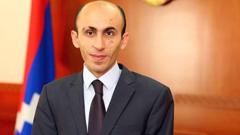 Արտակ Բեգլարյանը նշանակվել է Արցախի պետական նախարար
