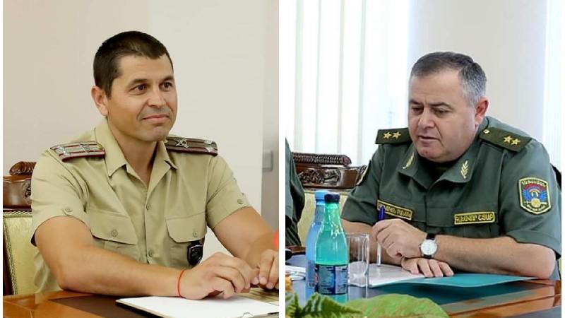 ՀՀ ԶՈւ գլխավոր շտաբի պետն ընդունել է ՀՀ-ում Բուլղարիայի ռազմական կցորդին