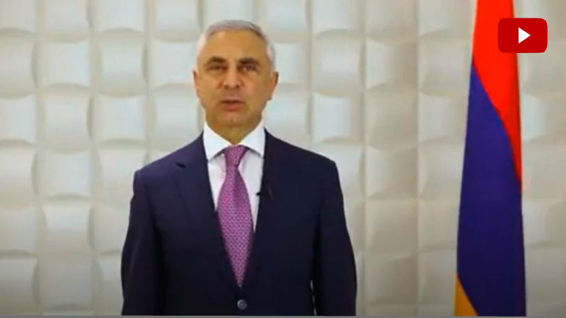 «Դվին» հյուրանոցի սեփականատեր Արտակ Թովմասյանը նոր կուսակցություն է հիմնում