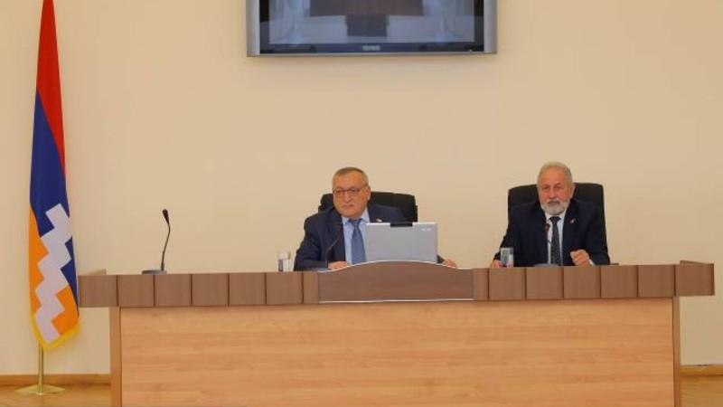 Արցախի ԱԺ-ն ընդունել է մի շարք օրենքներ և Հայոց ցեղասպանության 106-րդ տարելիցի հայտարարություն
