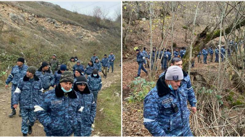 Պատերազմի ընթացքում զոհվածների դիակների հայտնաբերման աշխատանքները շարունակվում են. ԱՀ ոստիկանություն