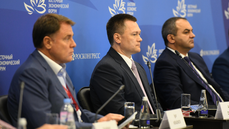 Արթուր Դավթյանը 6-րդ Արևելյան տնտեսական համաժողովում ներկայացրել է Հայաստանում իրավական պաշտպանության կառուցակարգերը