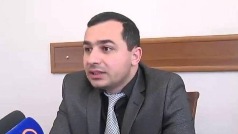 Արթուր Պողոսյանը նշանակվել է ԱԱԾ քննչական դեպարտամենտի պետ