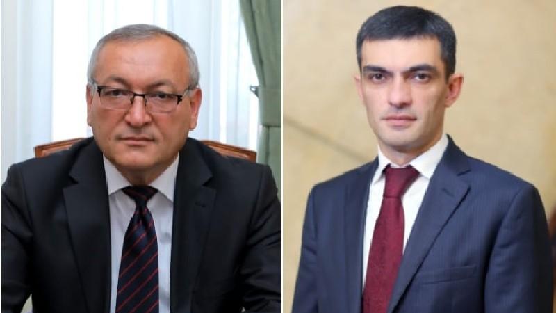 ԱՀ ԱԺ նախագահ Արթուր Թովմասյանն այցելել է ՀՀ Արցախի մշտական ներկայացուցչություն