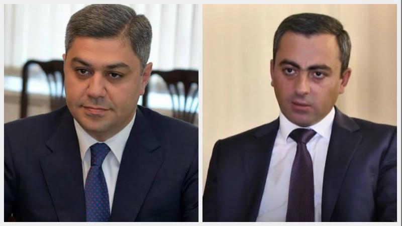Արթուր Վանեցյանին և Իշխան Սաղաթելյանին մեղադրանք է առաջադրվել